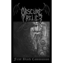 "OBSCURE RELIC ""First Black..."