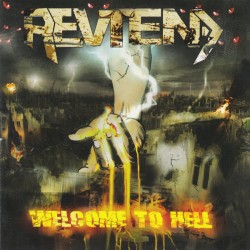 "REVTEND ""Welcome To Hell"" CD"