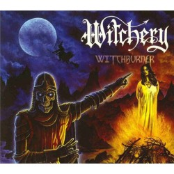 "WITCHERY ""Witchburner"" CD"
