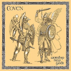 "COVEN ""Worship New Gods"" CD"