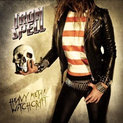 "IRON SPELL ‎""Heavy Metal..."