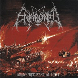 "ENTHRONED ""Armoured Bestial..."